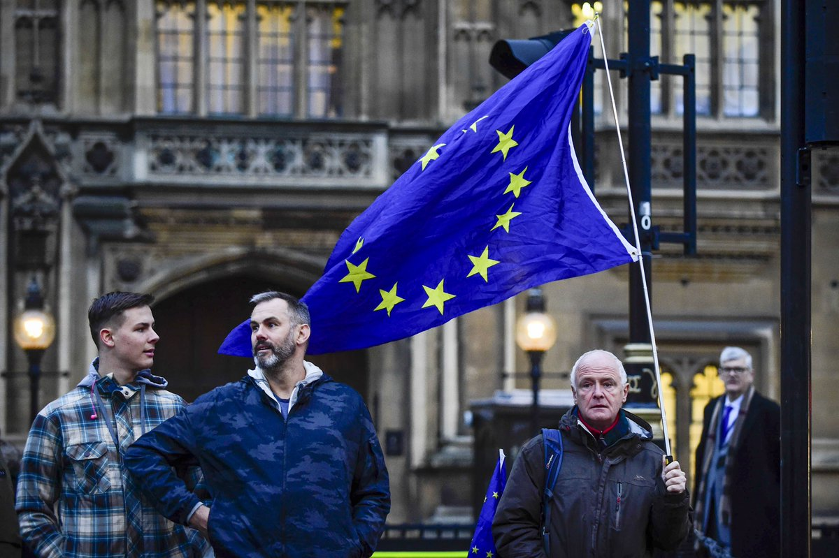 Britain free to revoke unilaterally Article 50 and halt #Brexit: European Court of Justice https://t.co/bEEd9mQade