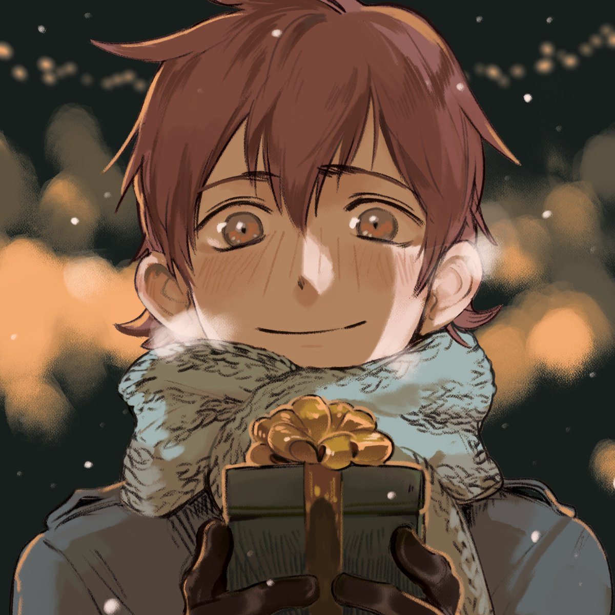 due for an icon update! ricken on a christmas date T//T in which his smile is the best gift of all <br>http://pic.twitter.com/kQF5BGHvkh