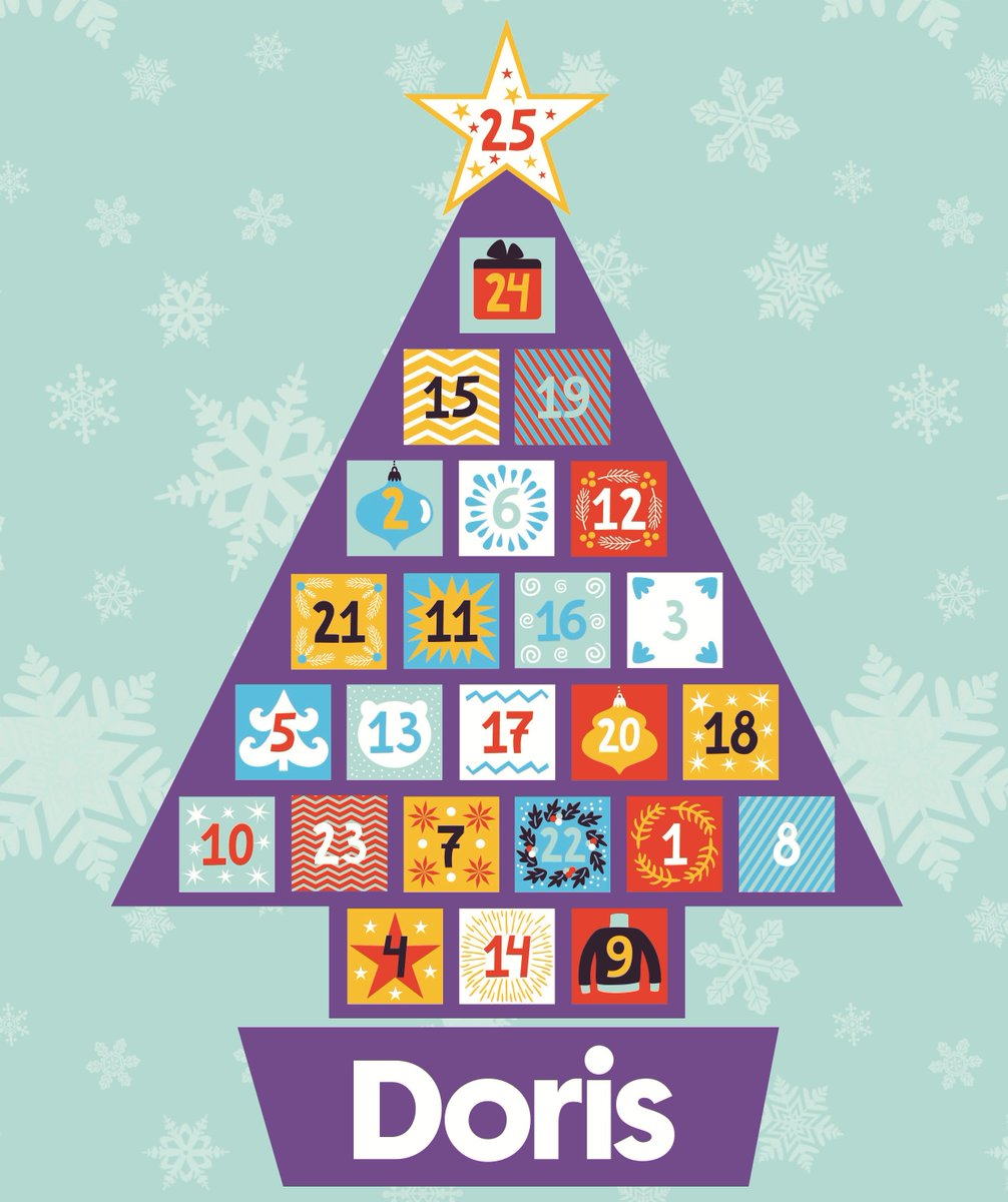 On the 10th day of Christmas Doris gave to me... the chance to win an @Instax camera bundle worth over £100! RT and Follow us today to be entered into our raffle! #DorisChristmas #12DaysOfDoris #Day10<br>http://pic.twitter.com/4Mm6YEVDy8