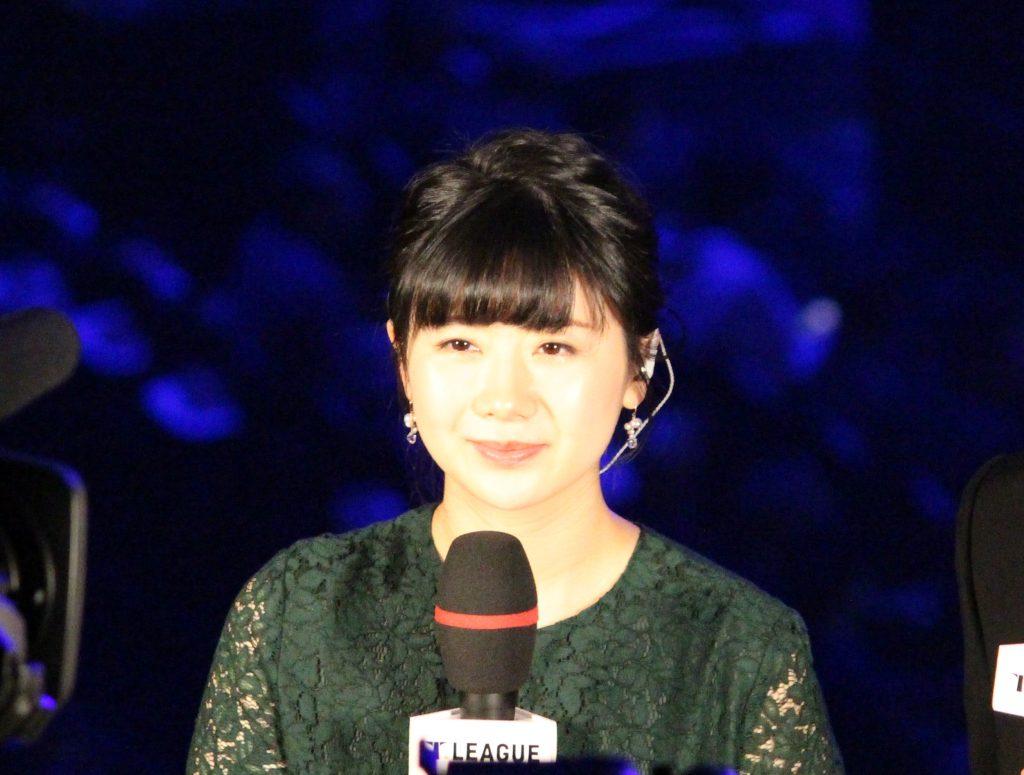 ブログ 福原 愛