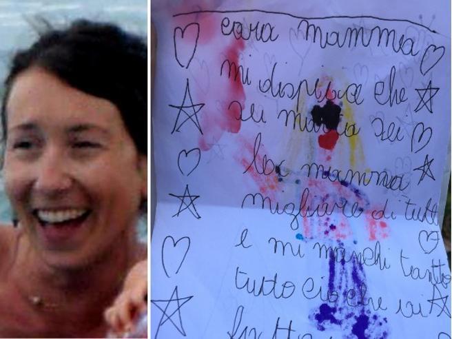 «Cara mamma, mi spiace che sei morta»: la lettera delle bimbe per Eleonora Foto
