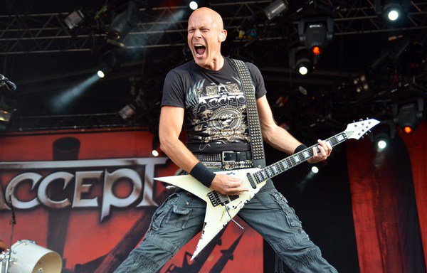 Happy birthday mr. Wolf Hoffmann December 10, 1959  Accept / This One\s For You