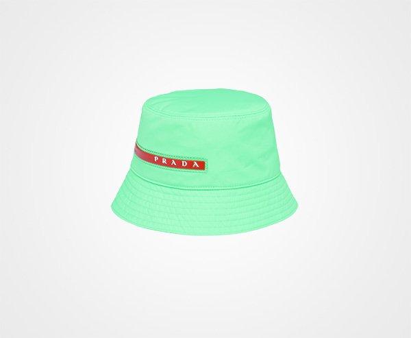 COMING SOON   PRADA Linea Rossa Bucket Hatpic.twitter.com GyRdTOXeFd 960c8d0392e