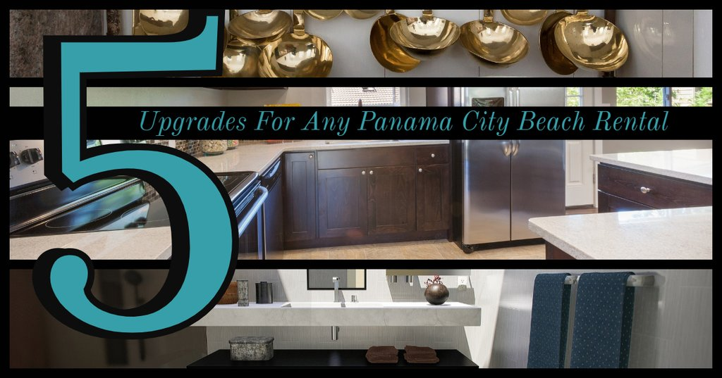 A little something we wrote recently: Five Upgrades For Panama City Beach Rentals  https:// goo.gl/1MHYCm  &nbsp;   #RealEstate #PanamaCity #PanamaCityBeachFlorida<br>http://pic.twitter.com/BATaQuizwX