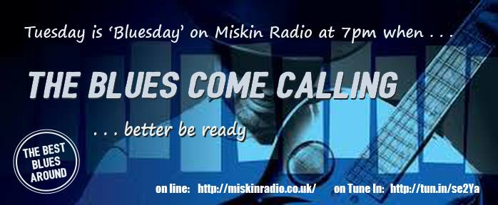 Join us at 7pm (UK) for the best blues around, like Elles Bailey, Fred Chapellier, Jon Amor, Matt Walsh, Ruth Wyand and more http://www.internetradiouk.com/miskin/ @miskinradio @IBBAUK  #BluesRadio #Blues @EllesBailey @jonamormusic  @mattwalshmusic @RuthWyandMusic