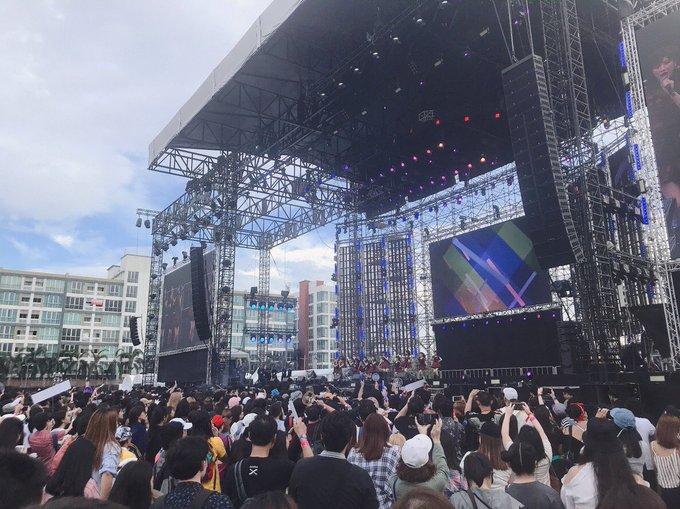 タイたのしかった ☺️🇹🇭 また来ます ! コップンカー ! #MAYAMusicFestival ภาพถ่าย