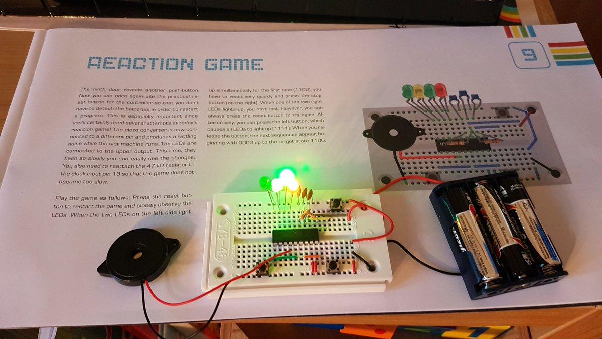 Game Buzzer Circuit