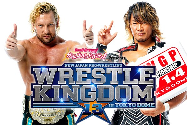 RT @njpwglobal: WRESTLE KINGDOM 13 full card is finally announced!! 【WK13】 https://t.co/QmvhLR287A #njpw #njwk13 https://t.co/ORcGFovU53