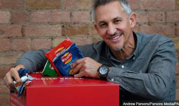 Walkers launches crisp packet recycling scheme  https:// bbc.in/2Enuit8  &nbsp;  <br>http://pic.twitter.com/NgsGrnA7h2