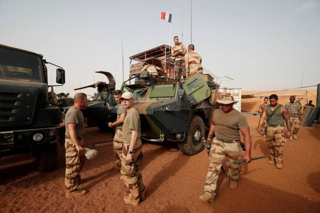 """""""Given WWF's high profile, the move could potentially undermine the perceived neutrality of environmental organizations working in the Sahel"""". This does raise interesting questions over who is best placed to work with the #military in this context - NGOs or IOs? #envsec"""