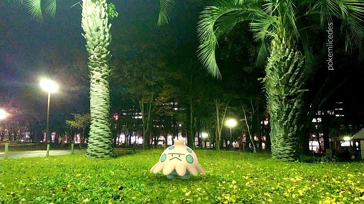 みー(ちゃんネル) @ポケモンAR写真好きさんの投稿画像