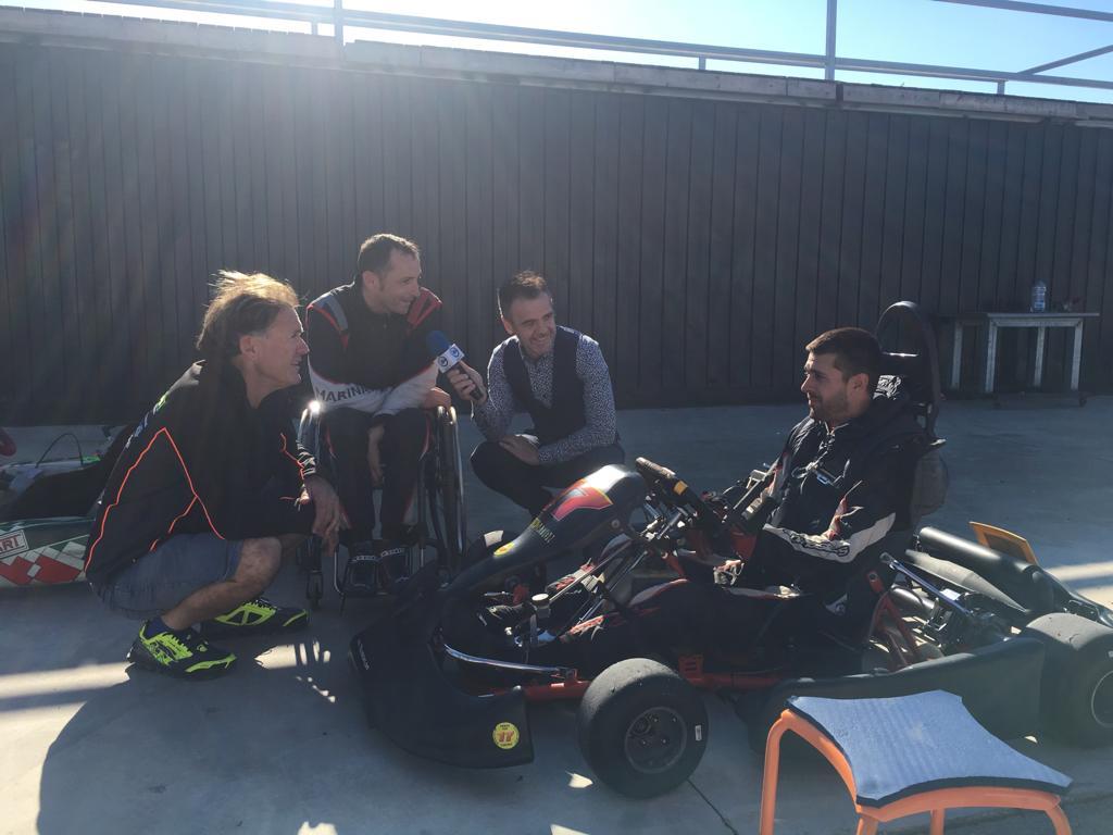 Circuito Karts Conil : V slalom villa de conil faa