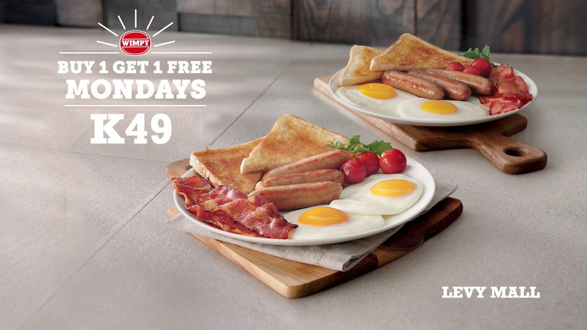 All day breakfast vibes Wimpy Levy Mall  <br>http://pic.twitter.com/LJIe5OyfeF