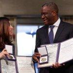 Nobel da Paz Twitter Photo
