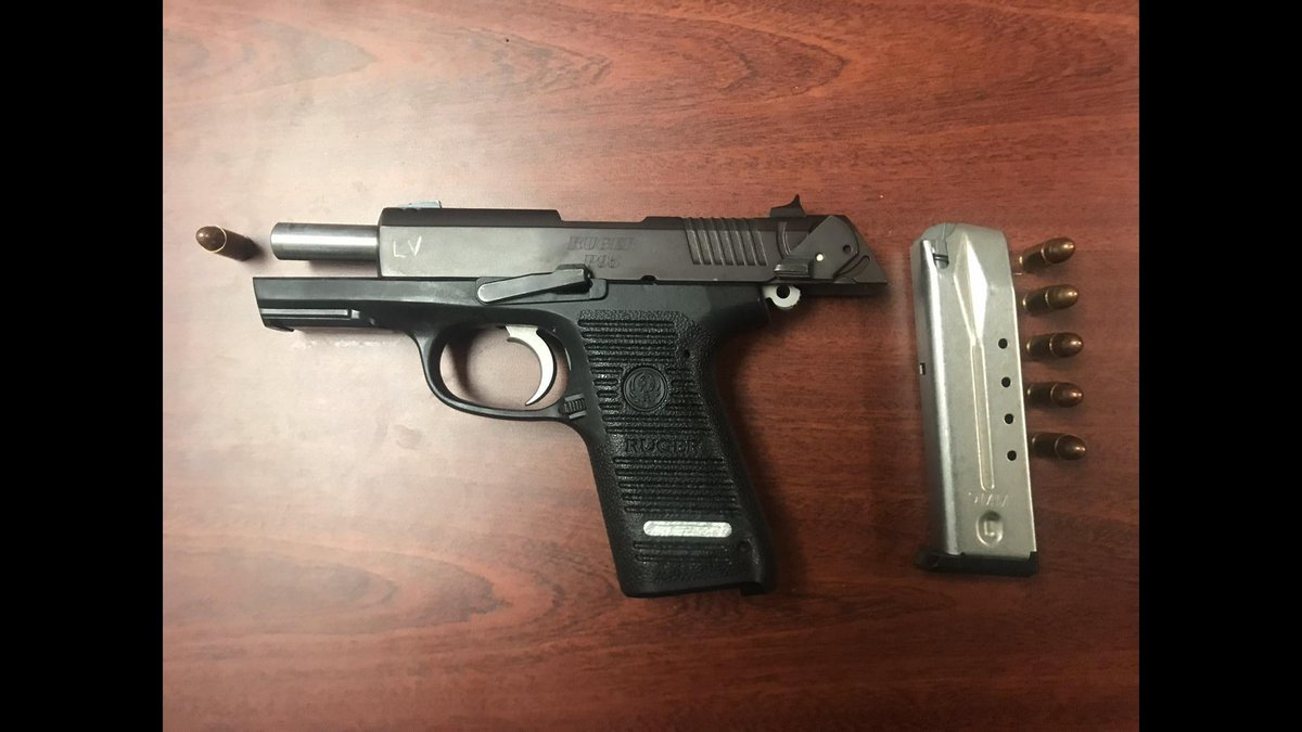Police officers never take a day off from serving & protecting the residents of New York City. Here in the  it'@NYPD68Pcts no different - officers were able to take this illegal firearm off your streets. #NYPDprotecting