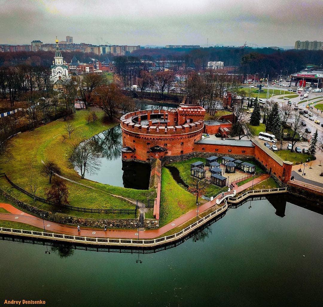 Музей янтаря калининград фото