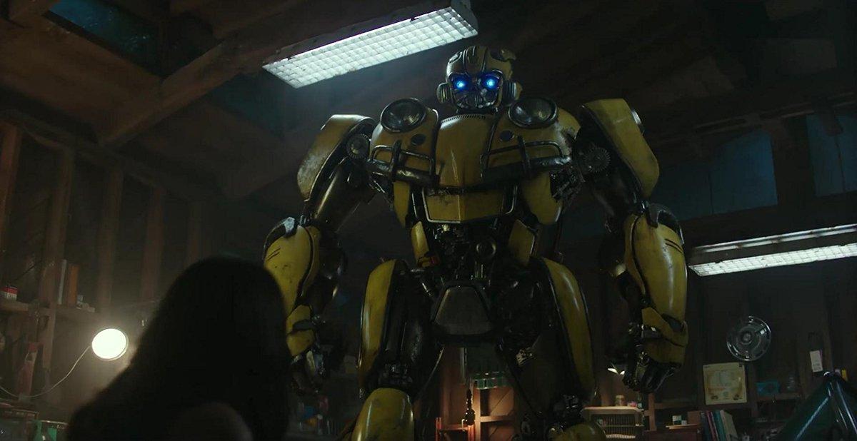فيلم هايلي ستاينفيلد وجون سينا Bumblebee يحصل على تقييم 100% من موقع Rotten Tomatoes.