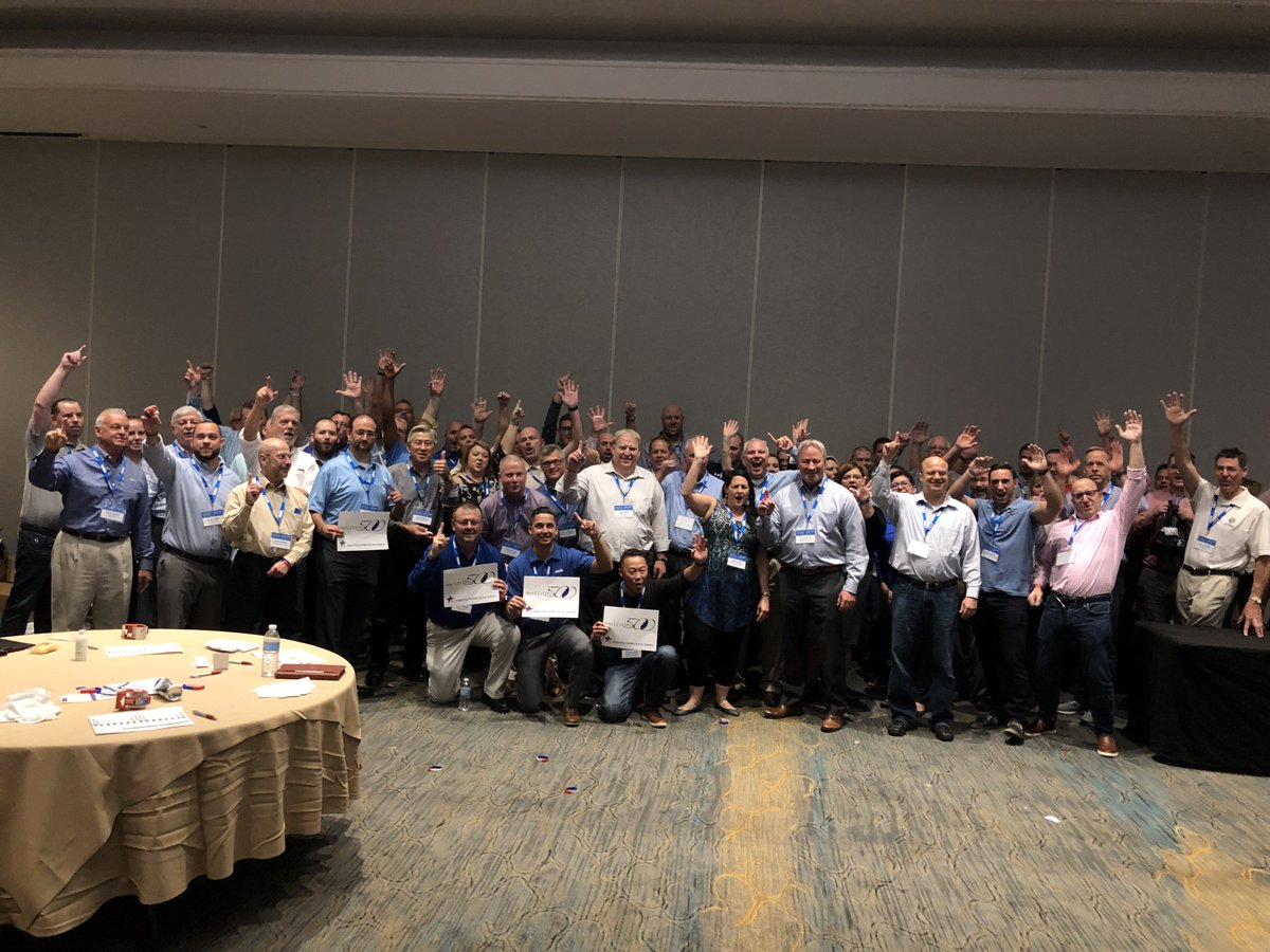 Thank you to @Anixter for inviting us to be a part of your 2018 Security Sales Meeting! Attendees came together and assembled 750 Care Packs for children &amp; families displaced by Hurricane Michael in the Florida Panhandle. Together we are #SecurityforChildren!<br>http://pic.twitter.com/Ht2cvmJLMm