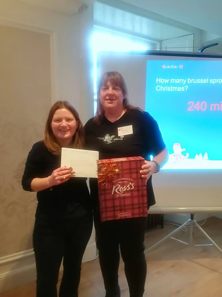 Image for Congratulations to Kerry Taylor from Forever Kerry and Helen Monaghan from HM Finance Coaching for winning the Bright Green Christmas Quiz on Friday! https://t.co/p0tJ0anbHE