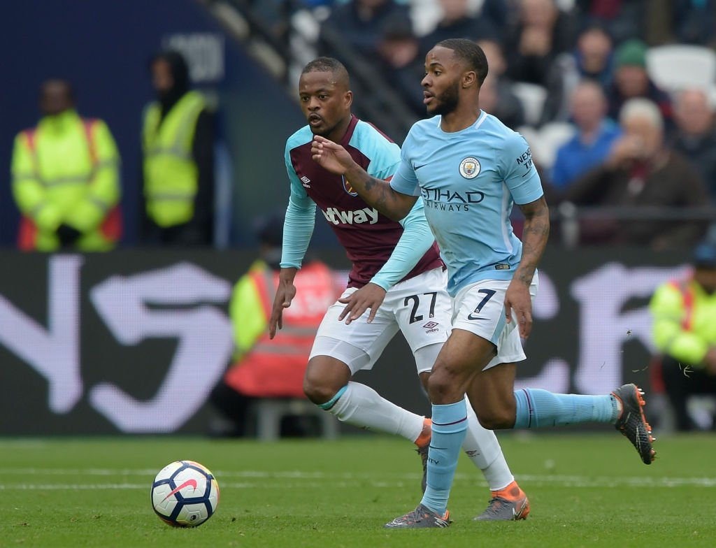 'How does this happen still in 2018?'   Patrice Evra is among a number of black footballers to express his dismay at the alleged racial abuse suffered by Raheem Sterling.  Read more   👉 https://t.co/CsTgqEcybR