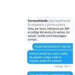 Correos Twitter Photo