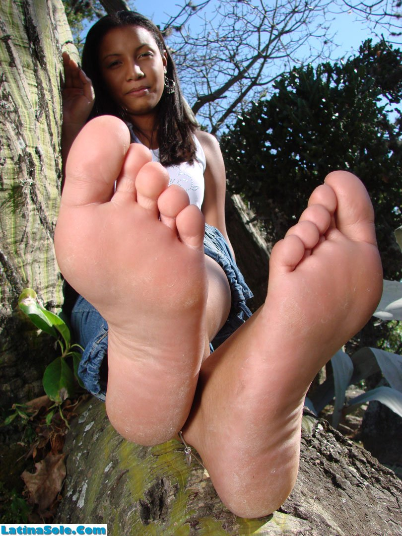 Latina Feet Soles High Quality Porn Photo