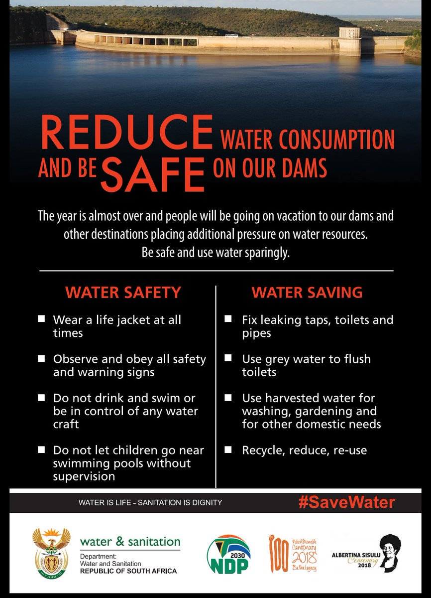 #Savewater Latest News Trends Updates Images - GovernmentZA