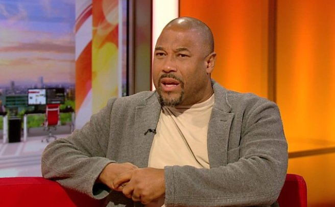 Former Liverpool and England footballer, John Barnes, says media coverage has a lot to answer for when it comes to racism in the game - and in society as a whole.  Watch 👉 https://t.co/VeZND9VUhA