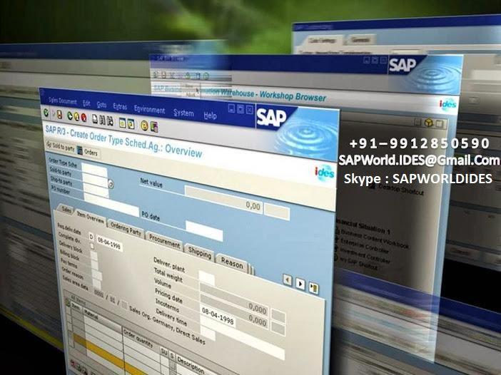 SAP World IDES (@sapworldides) | Twitter