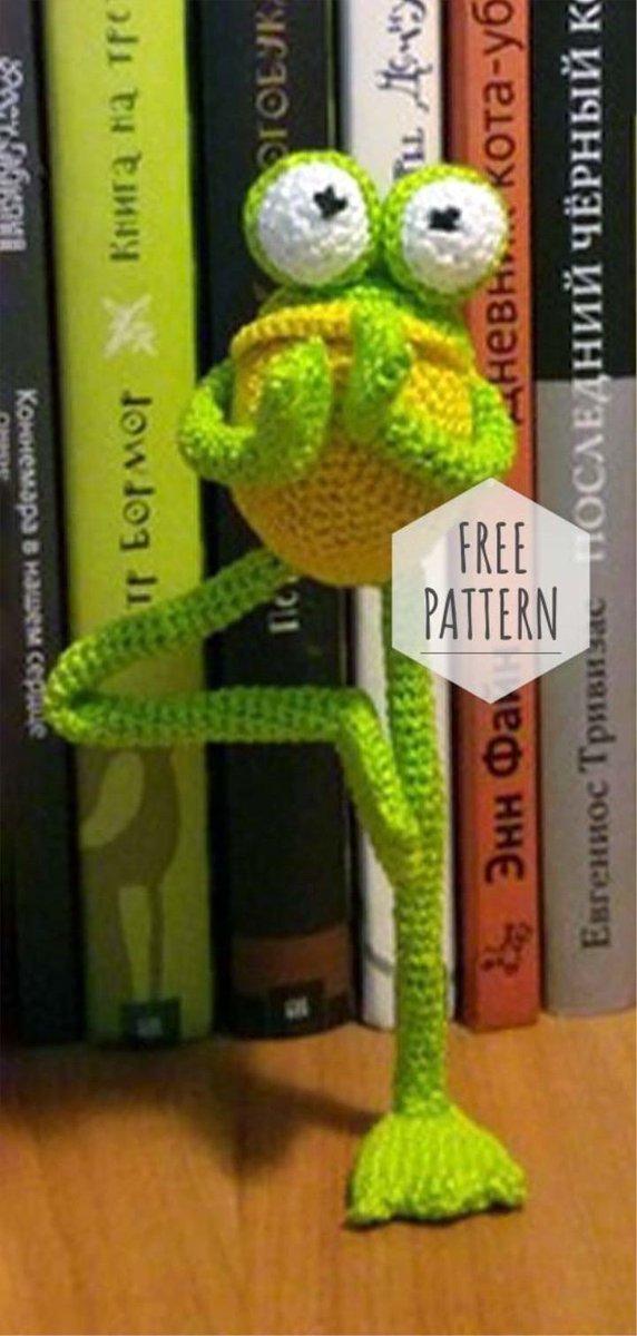 Funny Croc Frog amigurumi pattern - Amigurumi Today   1200x572