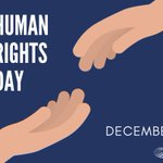 Image for the Tweet beginning: Respect for human rights is