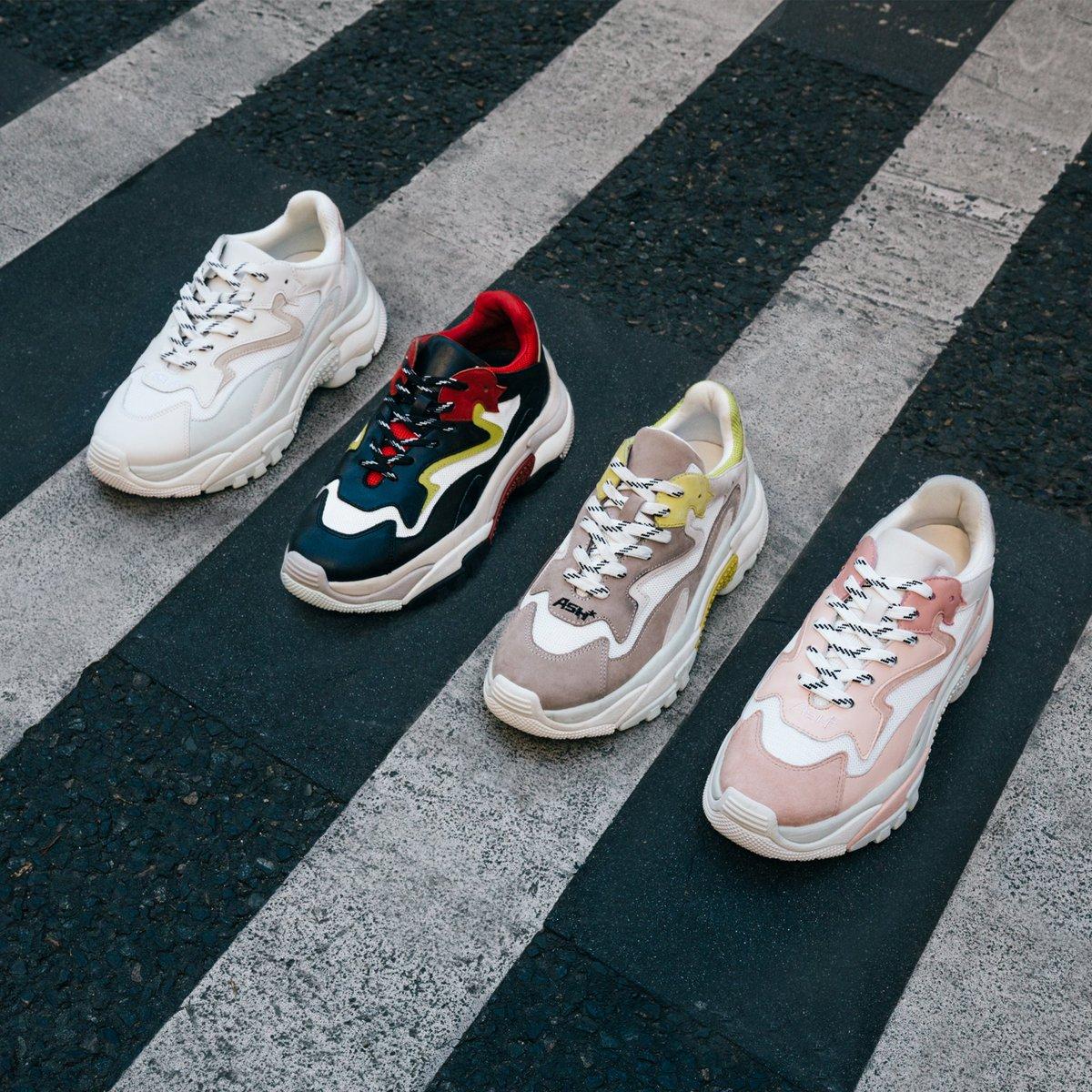3eae10e17c8 Ash Footwear UK on Twitter: