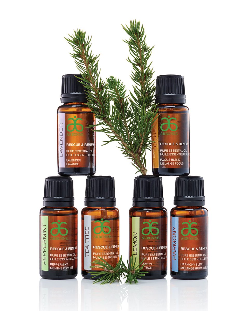 arbonne essential oils review