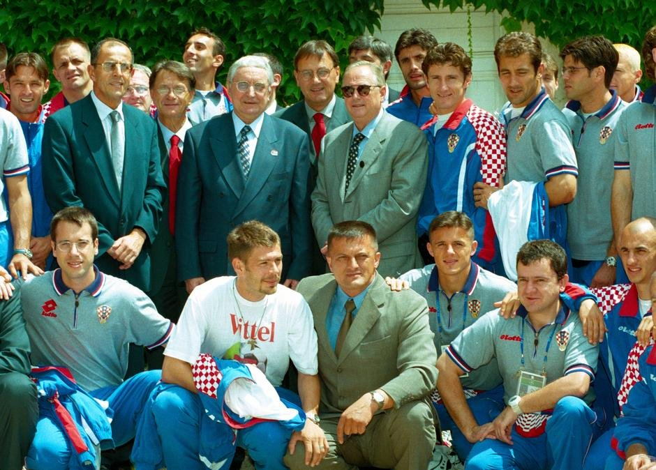"Juraj Vrdoljak on Twitter: ""Franjo Tuđman, Croatia's first president, died  on this day in 1999. A highly controversial figure, he was also very  heavily reliant on sports as a mean of promoting"