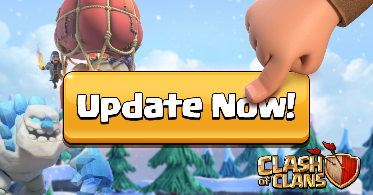 Clash Of Clans On Twitter Happy Monday And Happy Update Day