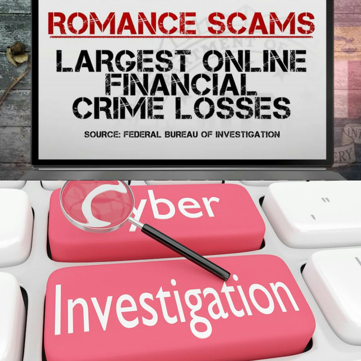 online dating private investigator
