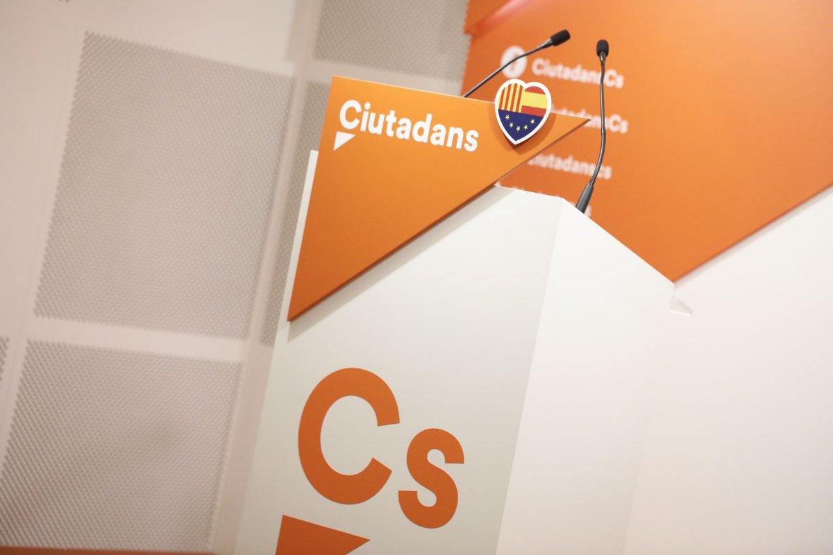 🎥Avui @Nmartinblanco ha comentat l'actualitat política des de la seu de Barcelona 📱T'ho expliquem! #ActualidadCs