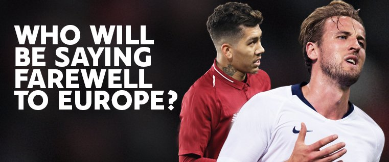 The #ChampionsLeague is back this week and it's sure to be full of drama with sides fighting it out to reach the knockout stages.  Our blog looks at the changes in the Outright Index since the competition began in September. Capital at risk http://ow.ly/vw1050jU5FB #UCL