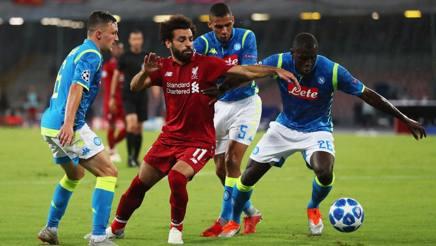 #UCL #LiverpoolNapoli Una ragnatela per #Salah. Il #Napoli sa come fermarlo http://rosea.it/4f7ed7faap #ucl #napoli
