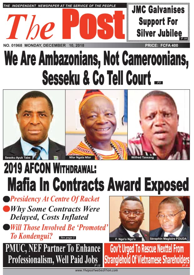 #MondayThoughts #HumanRightsDay Wt the exception of @CAF_Online, the #IntCommunity keeps VALUING her #privileges above her #principles. #Ambazonia #Leaders together wt their #followers will #Resist until #justice runs down like H2O. @commonwealthsec @UKHouseofLords @RoyalFamily