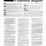 #HumanRightsDay2018 Twitter Photo