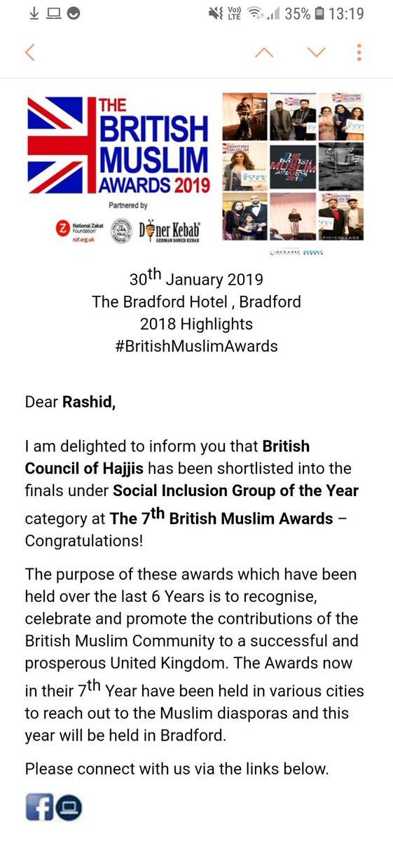 The Hajj Awards (@thehajjawards)   Twitter
