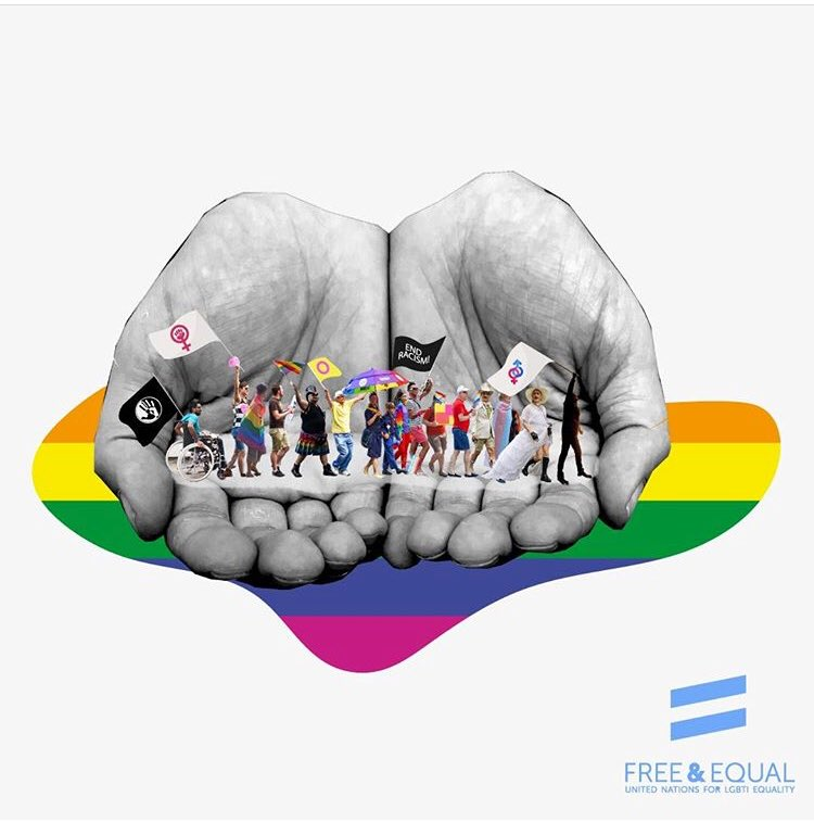 """""""I am not free while any woman is unfree, even when her shackles are very different from my own."""" ~ Audre Lorde #HumanRightsDay #EqualRights #FreedomAndJustice #NoToOppression #JustLikeUspic.twitter.com/ECf25yxmow"""
