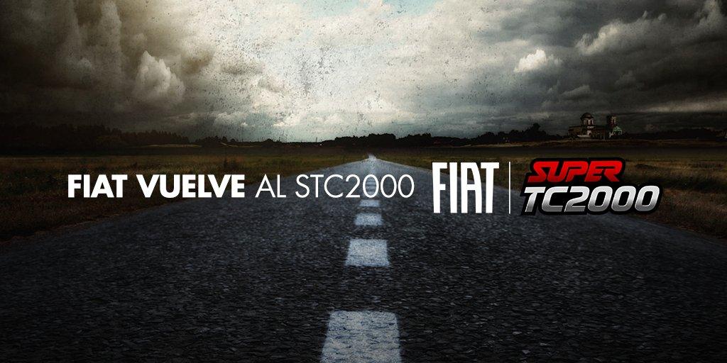 #FiatArgentina vuelve al Campeonato Argentino y Sudamericano de Súper TC2000 en la temporada 2019. https://t.co/c7z8IG4fR7