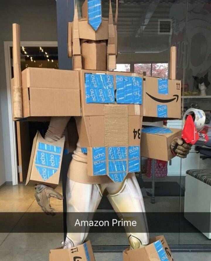 Once you defeat Jeff Bezos, this is the final boss of Amazon.