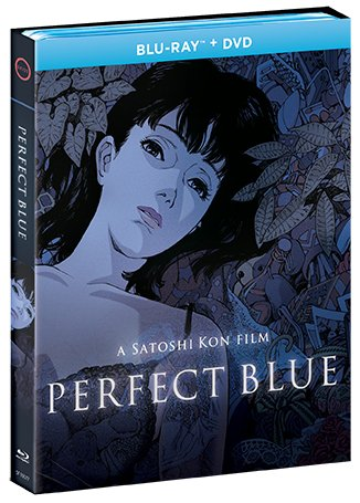 Just announced: GKIDS AND SHOUT! FACTORY PRESENT Perfect Blue Stylish Psychological Thriller Makes North American Blu-ray Debut on 3/26