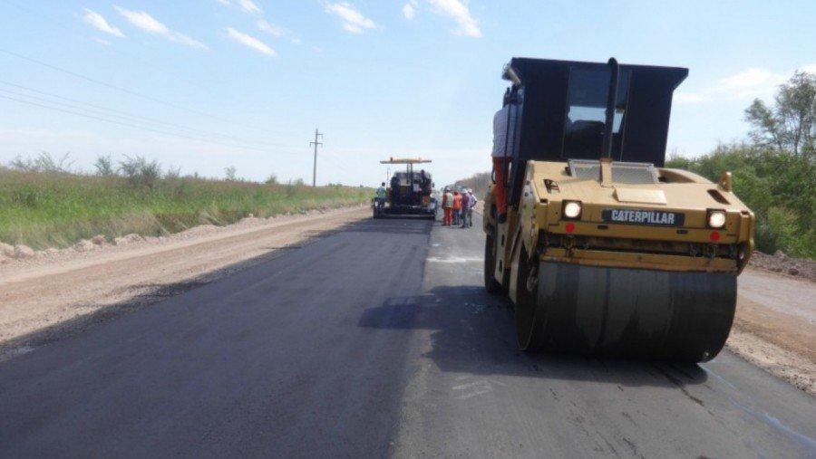 #Provinciales | Continúa el mantenimiento de rutas pampeanas