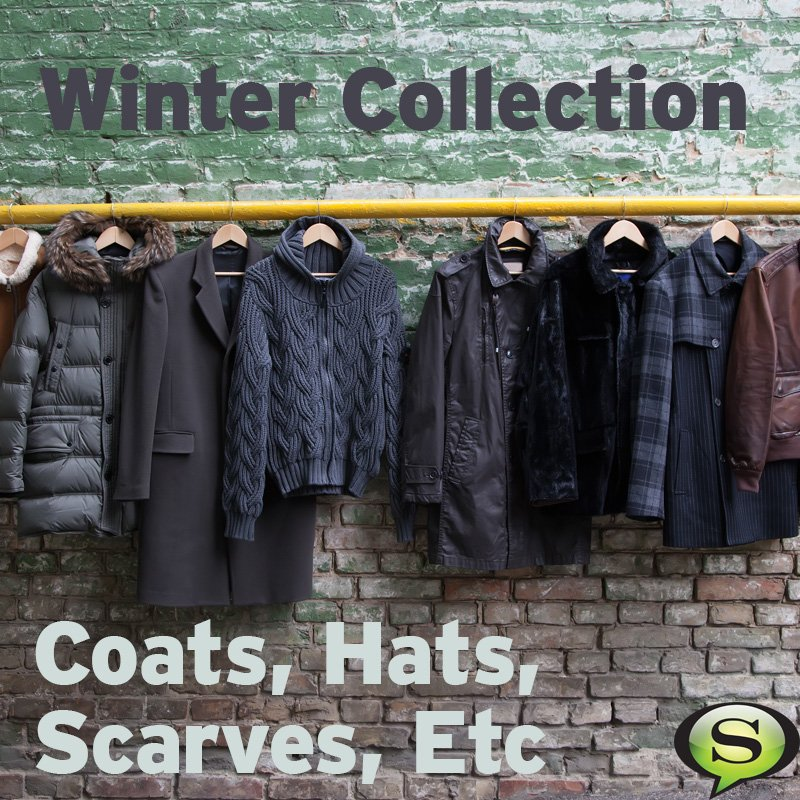 We are collecting winter coats, hats, gloves, scarves, etc. to donate to shelters and schools this winter. Donations can be dropped off at any Sherwood Oaks location. https://t.co/Xi4Xgzj5ED