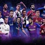 UEFA Yılın 11 Twitter Photo
