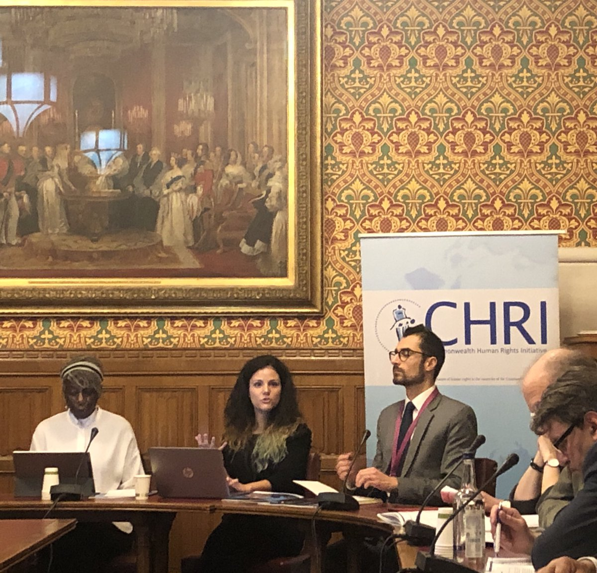 Stef Monaco of @chri_uk introduces the new #Commonwealth indicators and the four key areas for action if #ourCommonwealth is to achieve the ambition of #CHOGM2018